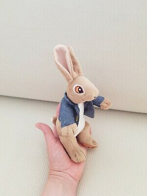 New Cadbury Peter Rabbit The Movie 2 Soft Plush Toy 9/""