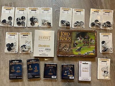 Games Workshop Middle Earth Lord Of The Rings Shire Army Brand New