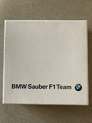 BMW Sauber Formula 1 Card Game In New Condition