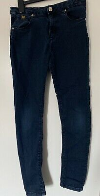 River island boys skinny jeans and Next  t shirt age 12
