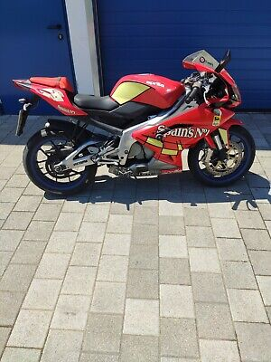 Aprilia RS 125 Spains No 1 Sonderedition PY
