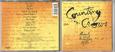 Counting Crows / August And Everything After / 1993 Cd Album
