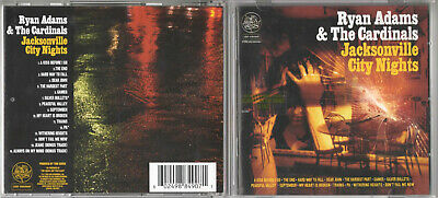 Ryan Adams & The Cardinals / Jacksonville City Nights / 2005 Cd Album