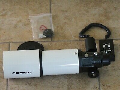 Orion - Short Tube Refractor (Telescope) 80MM with electric focuser