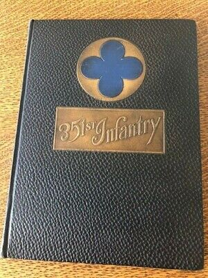 WW1 US Army 351st Infantry Unit History