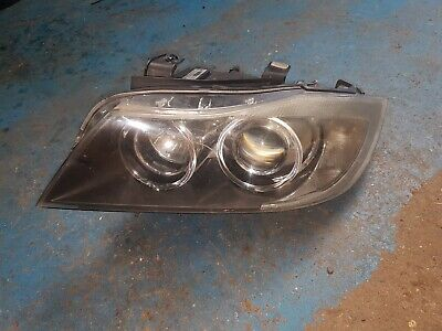 Bmw E90/e91 Xenon Headlights  Complete (Set)