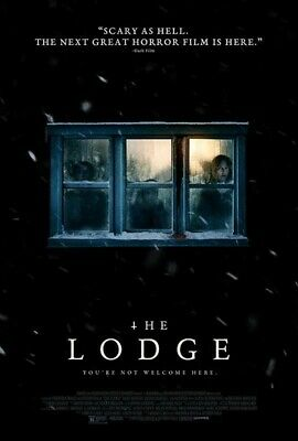 The Lodge (2020) VUDU INSTAWATCH HDX DIGITAL ONLY