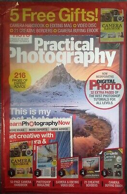 Practical Photography incorporating Digital Photo Magazine - March 2017