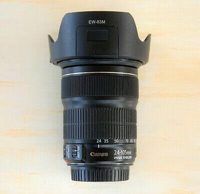 Canon EF 24-105mm f3.5-5.6 IS STM