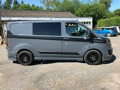 Transit custom campervan one off / may px transporter t5 commercial vehicle