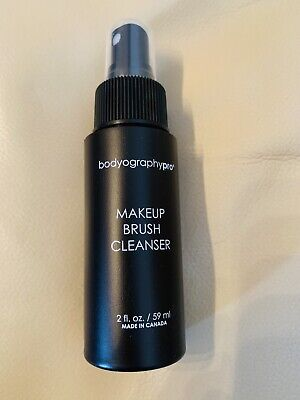 Bodyography Professional Cosmetics Makeup Brush Cleanser