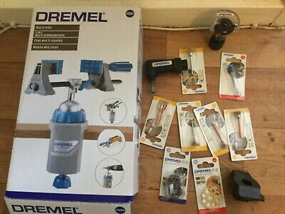Dremel VICE 2500 new Accessories all ORIGINAL for 2000 & 3000 + 4000 + 8000