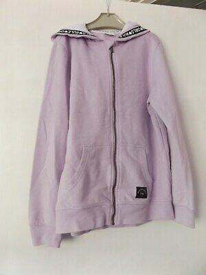 F&F lilac hooded jacket aged 10-11 Years