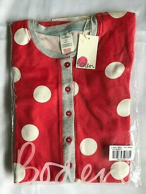 Mini Boden Red Girls Jumpsuit Size 11 Years 146 Cm