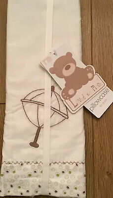 Mothercare Loved So Much Pillowcase To Fit A Cot Pillow **New **