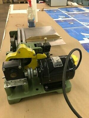 Potdevin Edge Glue machine, excellent condition and ready for use.