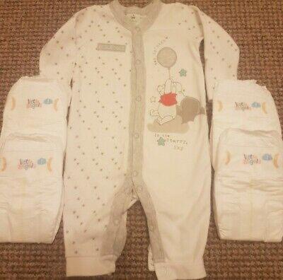 Baby Reborn Disney Winnie The Pooh All In One & 4 Little Angels Real Doll...