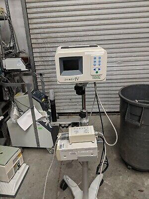 Bard SiteRite IV Ultrasound Unit with Transducer and power Supply