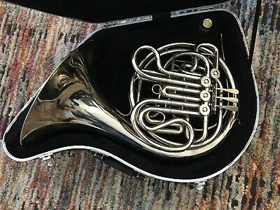Holton 179 Double French Horn Nickel Silver - Beautiful Tone