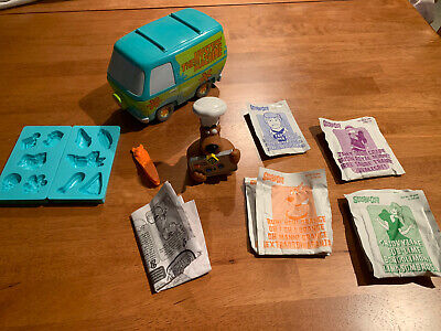 Scooby Doo Scooby Snacks Maker With Original Powder Packets