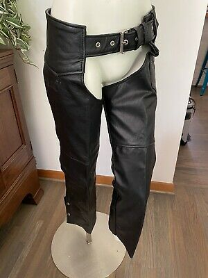 Leather Chaps - Worn Once - Women's XS Extra Small