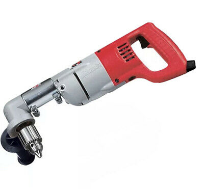 Milwaukee 3107-6 7.0 Amp 1/2-Inch Right Angle Drill
