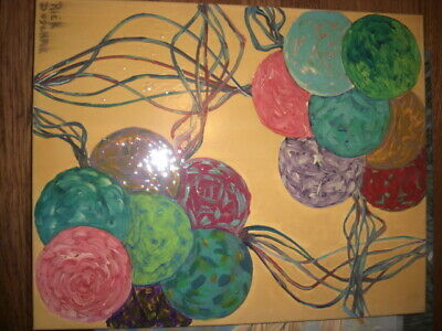 Ballons Painting