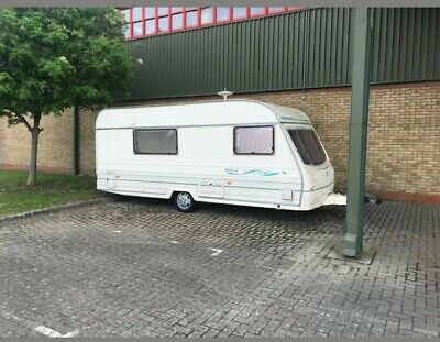 Touring caravans for hire / 50% Discount  for key workers