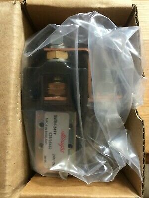 Albright sw84-241t 24v co contactor  NEW