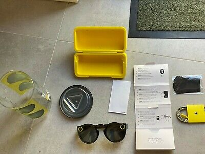Snap Inc. Snapchat Spectacles - Used only once, as good as new