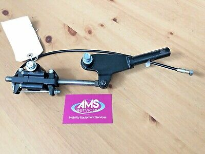 Invacare Comet 8mph Mobility Scooter Front Gas Strut Assembly & Cable - Parts
