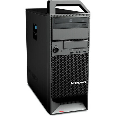 Lenovo Think Station S30 1 Xeon Cpu E5 2680 Complete With Hadd And Ram,Window 10