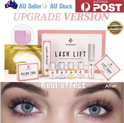 DIY Lash lift Kit Lashes Perm Set Eyelash growth Makeup kit make up tools