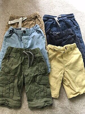 Boys summer shorts Bundle Age 3-4 Years Next And John Lewis