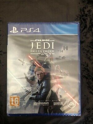 Star Wars Jedi Fallen Order PS4 ( Brand New And Sealed)