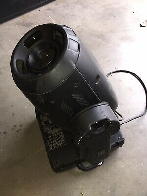 Elation 300E PROFESSIONAL Programming Moving Head Stage Light Tested