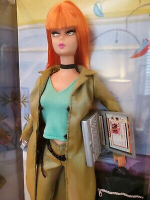 "1  Modern Circle Collection 2003 Barbie Doll ""The Producer""  Articulated"