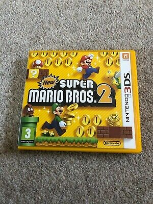 New Super Mario Bros 2 (Nintendo 3DS, 2012)