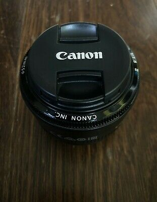 Canon EF 50mm 1:1.8 II Lens Excellent Condition