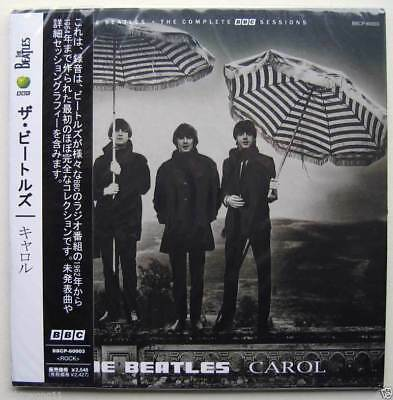 CD Beatles The Complete BBC Sessions Carol        OBI