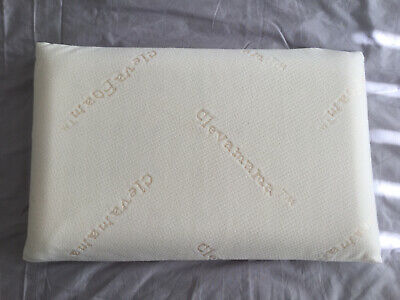 Clevamama ClevaFoam Toddler Pillow +12 Months In Fantastic Condition