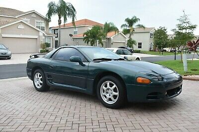 1996 Mitsubishi 3000GT SEL 1996 MITSUBISHI 3000GT-LOW MILES-Turn Key-Factory/Never Modified