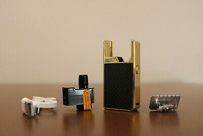 GEEKVAPE FRENZY GOLD-CARBON FIBER  KIT 950 mAh powered by AS CHIP