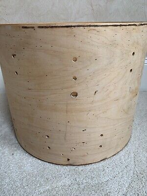 "Vintage 70s 80s Ludwig 12"" x 15"" Marching Snare Drum Shell"