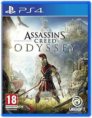 Assassins Creed Odyssey Jeu Video Playstation 4 PS4 Action Aventure RPG