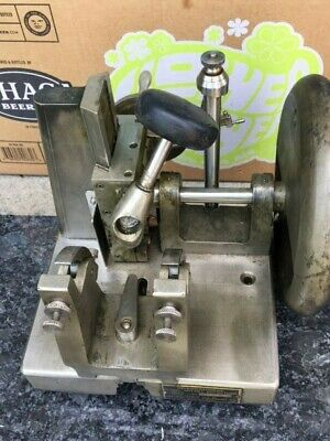 MINOT ROTARY MICROTOME, DAMON International, excellent condition