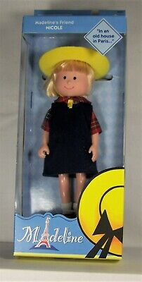 Madeline's Friend - NICOLE - An 8 in. Poseable Doll! - New, in Never Opened Box!