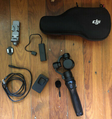 DJI Osmo Zenmuse x3 with charger, Microphone And Dummy Battery