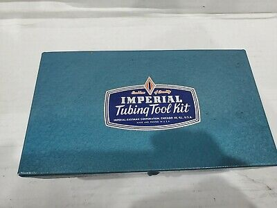 Imperial Tubing Tool Kit Pipe Cutter And Flairing Tool