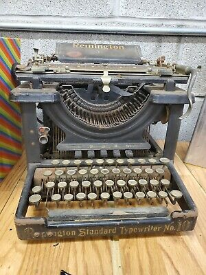Remington Standard 10 Typewriter
